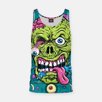 Creative Zombie Tank Top thumbnail image