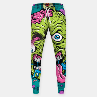 Thumbnail image of Creative Zombie Sweatpants, Live Heroes