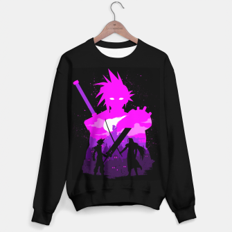 Retro Fantasy Sudadera regular miniature