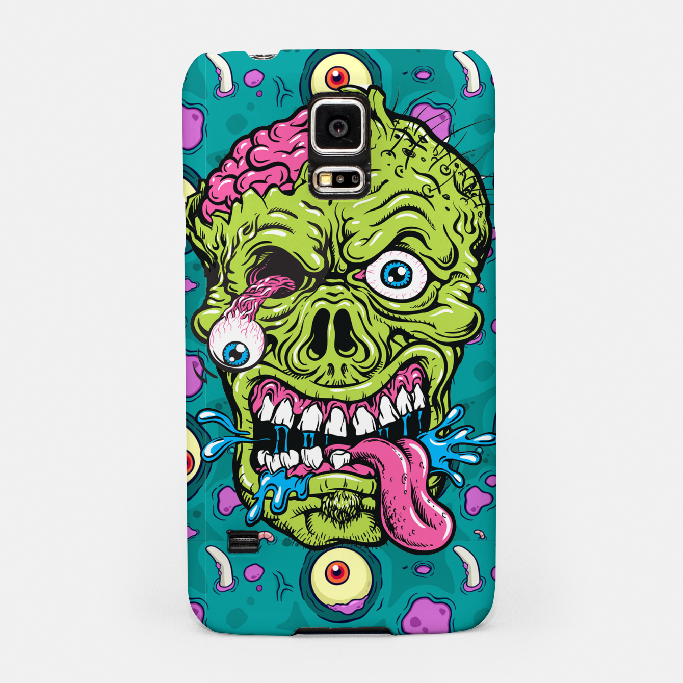 Image of Creative Zombie Samsung Case - Live Heroes
