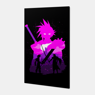 Retro Fantasy Canvas miniature