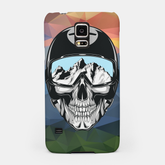 Thumbnail image of Mountain Skull Samsung Case, Live Heroes
