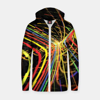 Miniaturka Rainbow Road Zip up hoodie, Live Heroes