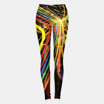 Miniaturka Rainbow Road Leggings, Live Heroes