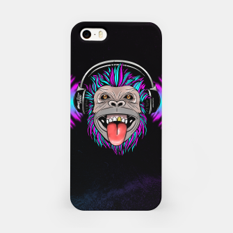 Thumbnail image of Mega Bass 5000 iPhone Case, Live Heroes