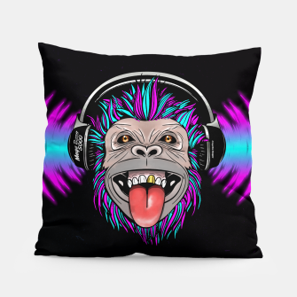 Thumbnail image of Mega Bass 5000 Pillow, Live Heroes