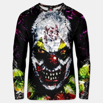 Thumbnail image of Bullets Clown Bluza unisex, Live Heroes