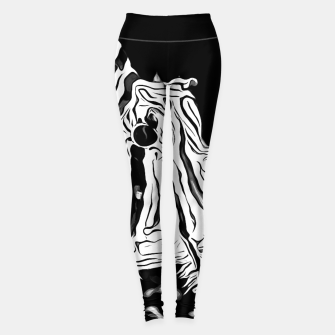 Miniature de image de poisonous exotic lionfish vabw Leggings, Live Heroes