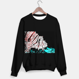 Miniature de image de poisonous exotic lionfish va2s Sweater regular, Live Heroes