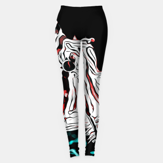 Miniature de image de poisonous exotic lionfish va2s Leggings, Live Heroes
