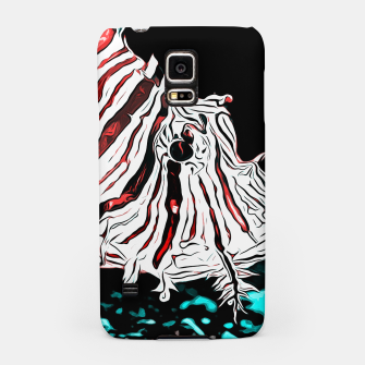 Thumbnail image of poisonous exotic lionfish va2s Samsung Case, Live Heroes