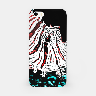 Miniature de image de poisonous exotic lionfish va2s iPhone Case, Live Heroes