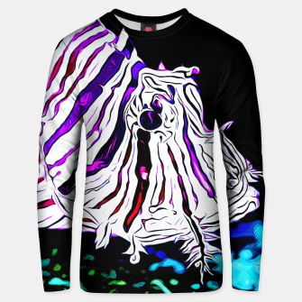 poisonous exotic lionfish va Unisex sweater thumbnail image