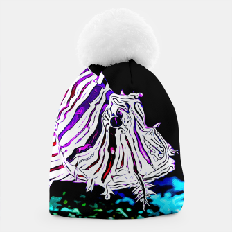 poisonous exotic lionfish va Beanie thumbnail image