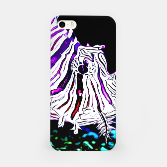 poisonous exotic lionfish va iPhone Case thumbnail image