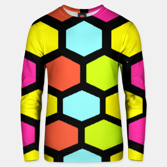 Thumbnail image of Apple-18 Unisex sweater, Live Heroes