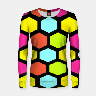 Thumbnail image of Apple-18 Women sweater, Live Heroes
