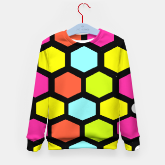 Thumbnail image of Apple-18 Kid's sweater, Live Heroes