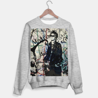 Graffitied - Punk Vicious Sweater regular Bild der Miniatur