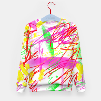 Thumbnail image of Jolly Ellis Kid's sweater, Live Heroes