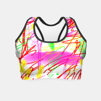 Thumbnail image of Jolly Ellis Crop Top, Live Heroes