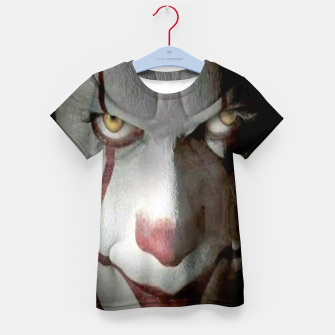 Thumbnail image of Clown Kid's t-shirt, Live Heroes