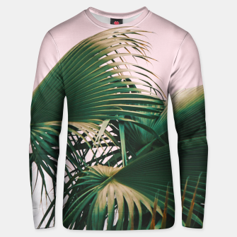 Thumbnail image of Palm Love Unisex sweater, Live Heroes