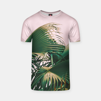Thumbnail image of Palm Love T-shirt, Live Heroes