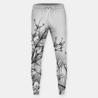 Thumbnail image of Snow on branches Sweatpants, Live Heroes