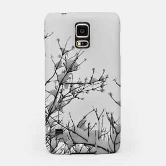 Thumbnail image of Snow on branches Samsung Case, Live Heroes
