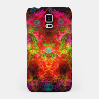 Miniatur The Flying Shaman Samsung Case, Live Heroes
