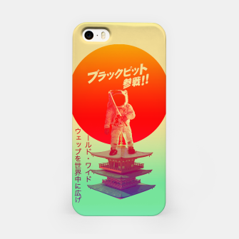 Thumbnail image of Samurai iPhone Case, Live Heroes