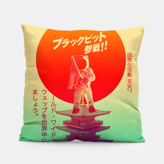 Thumbnail image of Samurai Pillow, Live Heroes