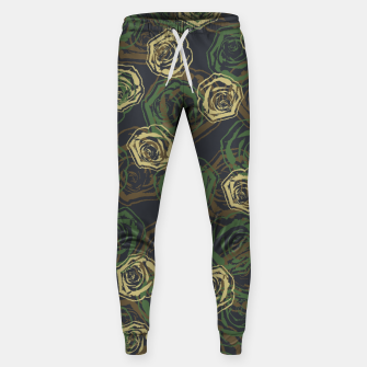 Thumbnail image of Rose Camo WOODLAND Sweatpants, Live Heroes