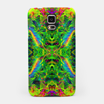 Thumbnail image of Techno Electric I (fluorescent, blacklight, uv reactive, ultraviolet) Samsung Case, Live Heroes