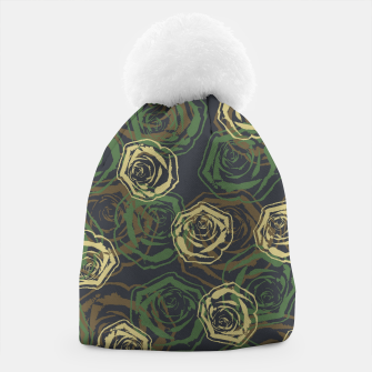 Thumbnail image of Rose Camo WOODLAND Beanie, Live Heroes