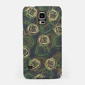 Thumbnail image of Rose Camo WOODLAND Samsung Case, Live Heroes