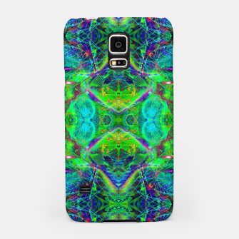 Thumbnail image of Techno Electric III (Ultraviolet) (fluorescent, blacklight, uv reactive, ultraviolet) Samsung Case, Live Heroes