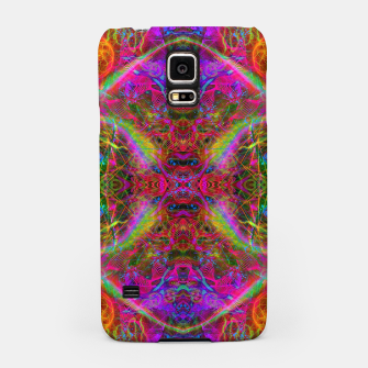 Thumbnail image of Techno Electric IV (psychedelic) Samsung Case, Live Heroes