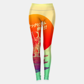 Thumbnail image of Samurai Leggings, Live Heroes