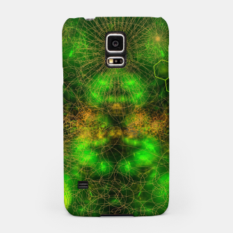 Miniatur Citrus Enlightenment Samsung Case, Live Heroes