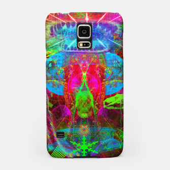 Thumbnail image of Paleo Scream Invocation (dinosaurs, skulls, occult, teeth) Samsung Case, Live Heroes