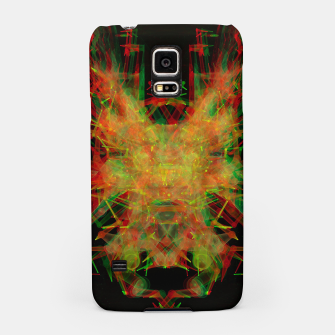 Thumbnail image of 3D Mechanical Antelope Samsung Case, Live Heroes