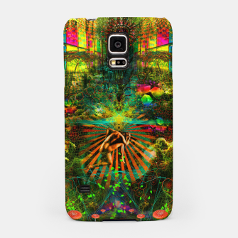Thumbnail image of Forest Mind Expansion (visionary) Samsung Case, Live Heroes
