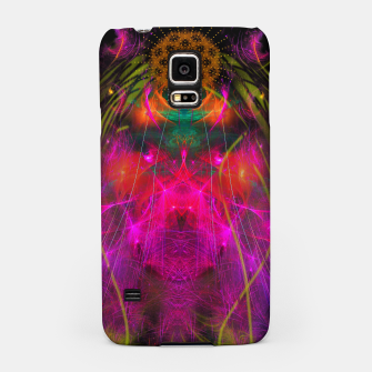 Thumbnail image of Abstract Angel Face Samsung Case, Live Heroes
