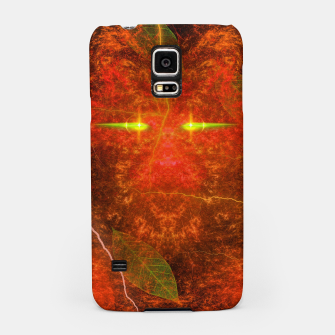 Thumbnail image of Fiery Autumn Fox Samsung Case, Live Heroes