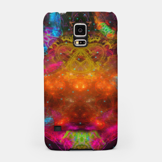 Thumbnail image of Intergalactic Butterflies (visionary)  Samsung Case, Live Heroes