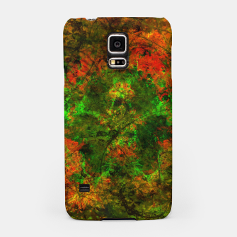 Miniaturka Spicy Gumbo (abstract, camouflage) Samsung Case, Live Heroes