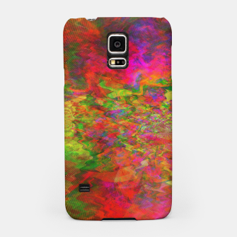 Thumbnail image of Psychedelic Juicy Bloom Samsung Case, Live Heroes
