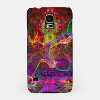 Thumbnail image of Fountain of Death (skull, psychedelic) Samsung Case, Live Heroes
